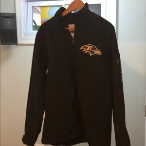 Men's NFL Baltimore Ravens Jacket